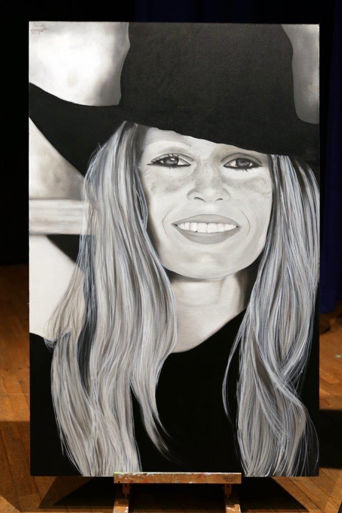 Omaggio a Brigitte Bardot